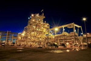 Bose Construction Refinery Project in Ras Laffan,Qatar